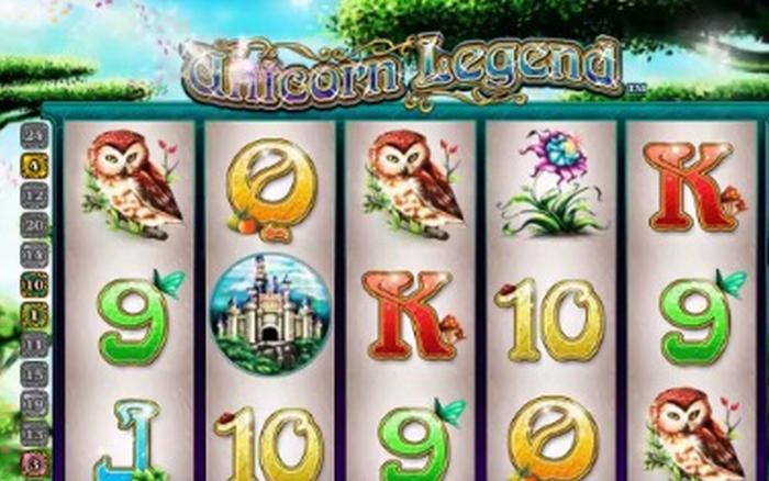 Unicorn Legend Slot med hästtema från NextGen Gaming